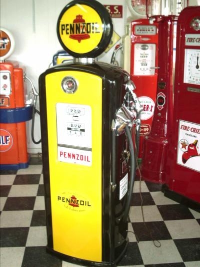 Potm july bennett 700 series primarily petroliana shop talk