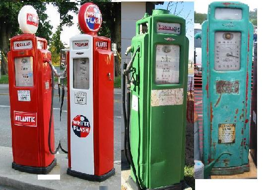 Bennett 541 old gas pump for sale autos post