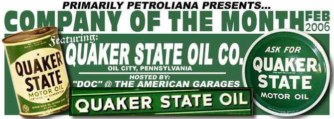 Cotm February 2006 Quaker State Primarily