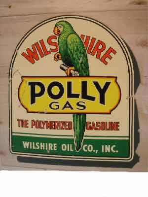 Polly Gas Gas Station Decal Decals, Emblems & Detailing The Best